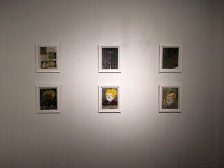 Noel Anderson: A Blak Origin Moment, installation view