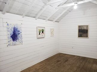 From There to Here II, installation view