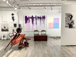 MARQUEE PROJECTS at VOLTA NY 2020, installation view