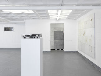 ROSS IANNATTI & RYAN CONRAD SAWYER, Registry, installation view