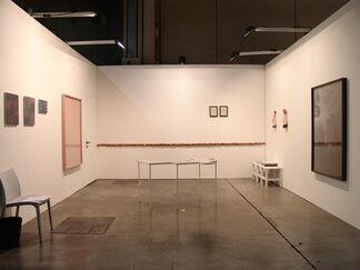 Galleria FuoriCampo at MiArt 2015, installation view