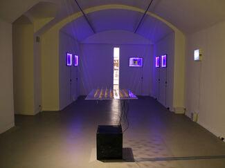 Vienna_roomnumberOne: ULLA RAUTER - Silent roomnumberOne, installation view
