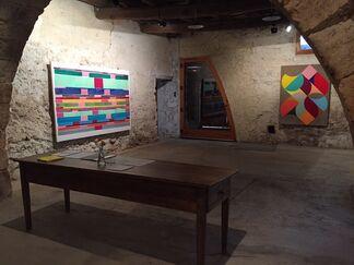 PALMADOTZE  at SWAB Barcelona 2020, installation view