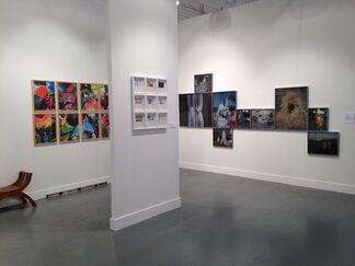 Dillon Gallery at Paris Photo LA 2015, installation view