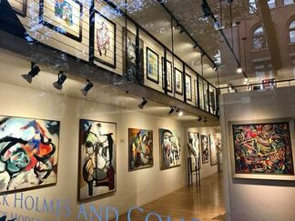 WALTER QUIRT:  A Science of Life, installation view