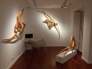 INTROSPECTION AND FUGUE, installation view