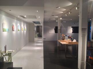 Juxtapose, installation view