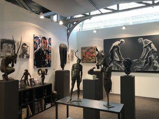 Galerie Bayart at London Art Fair 2019, installation view