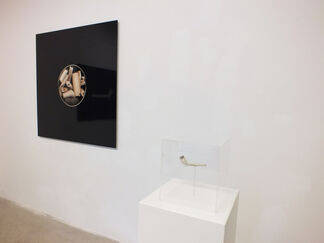 Nadia Myre: Code Switching, installation view