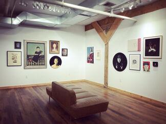 Portraiture, installation view