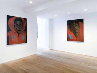 The Desperate Journey, installation view
