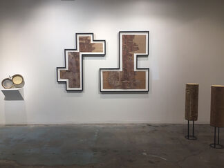 MAPPINGS MATRIXES MUSIC, installation view