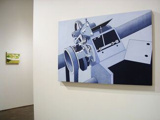 William Steiger, Whirl, installation view