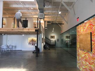 Rubber Time: Andrew Schoultz & Mark Jenkins, installation view