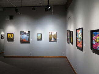 Terry Furchgott: The Moroccan Paintings, installation view