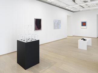 LeWitt, Nevelson, Pendleton Part II, installation view