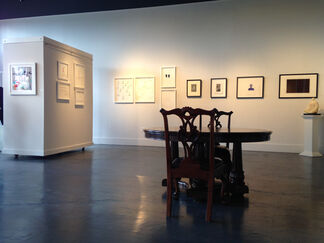 Paper, Pencil & Ink: Prints & Other Works on Paper, installation view