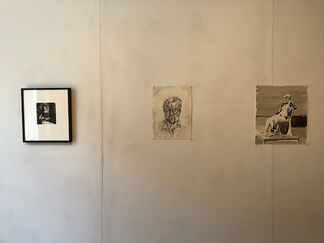Artist Choice Drawing Show, installation view