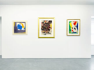 Post War Abstraction, installation view