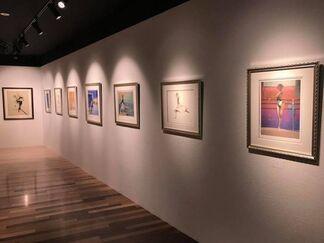 Beloved Painter to Princess Diana: Robert Heindel Exhibition, installation view