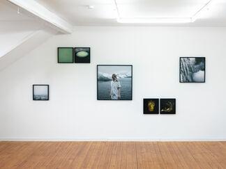 ÜBER DAS VERSCHWINDEN Nina Röder, installation view
