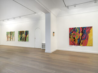 Life is a Weaving, installation view