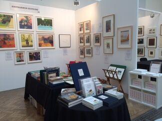 Enitharmon Editions at London Original Print Fair 2015, installation view