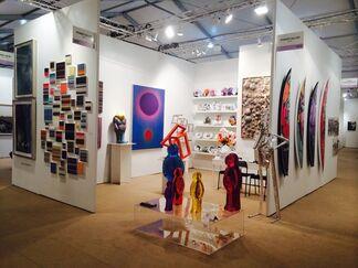 SPONDER GALLERY at Art Southampton 2014, installation view