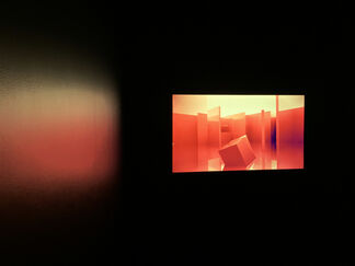 Barry Anderson: Fragments of Space, installation view