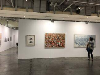 Kips Gallery at Art Busan 2017, installation view