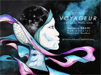 Voyager, installation view