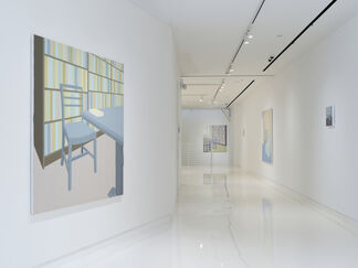 Cataloguing Time, installation view