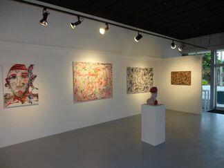 Art & Psyche, installation view