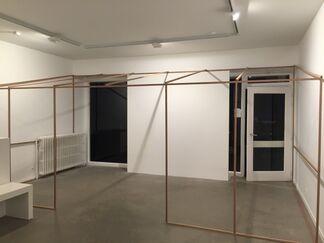 Sofie Van der Linden, Residentie aan zee, installation view