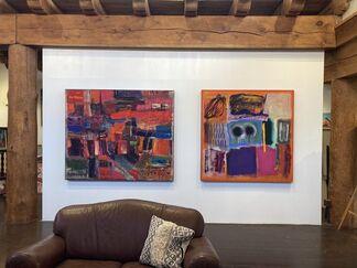 Dick Jemison: Loose Signals, installation view