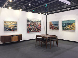 Contemporary by Angela Li at Fine Art Asia 2017, installation view