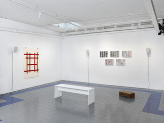From Here To There, installation view