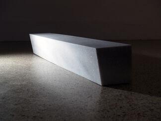 Jens Trimpin. Skulptur, installation view
