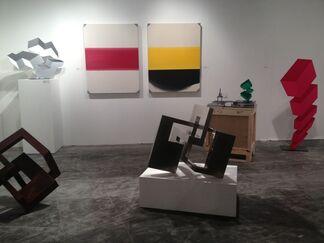 m+v ART at Art Aspen 2013, installation view