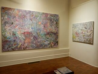 Hiro Sakaguchi: Adenine, Guanine, Cytosine, Thymine, installation view