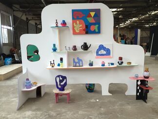 1646 at Art Rotterdam 2016, installation view