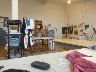 Exploring Fountain House Studio, installation view