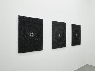 Claudio Parmiggiani, installation view