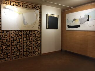 Modern and Minimal; new work by Rose Umerlik and Paul Vincent Bernard, installation view