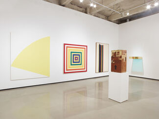 The New York School, 1969: Henry Geldzahler at the Metropolitan Museum of Art, installation view