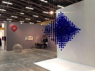 Del Infinito Arte at ARTBO 2014, installation view