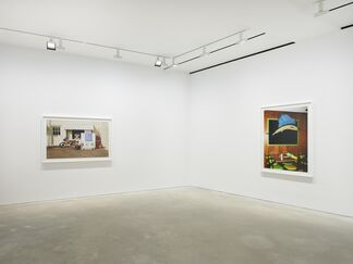 William Eggleston, installation view