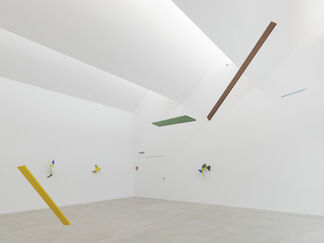 Joel Shapiro | Floor Wall Ceiling, installation view