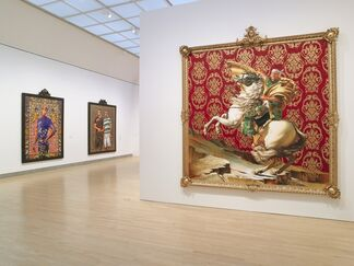 Kehinde Wiley: A New Republic, installation view