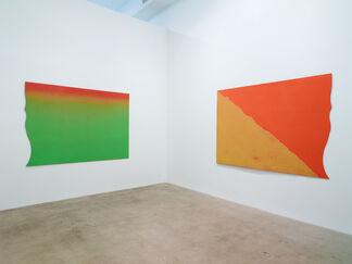 Roland Reiss: 1968, installation view